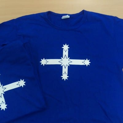Eureka Flag - t-shirt