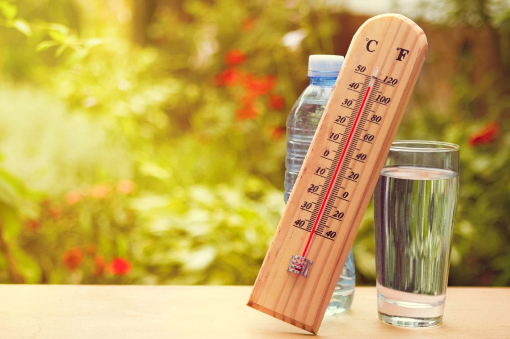 Working in heat regulations - extreme heat - unions