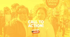 Activist Call to Action Feb 2019